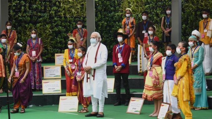 PM launches financing facility of Rs. 1 Lakh Crore under Agriculture Infrastructure Fund
