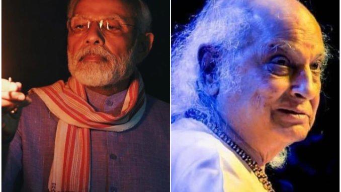 PM condoles demise of Pandit Jasraj