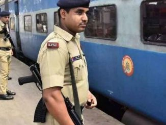 RAILWAY PROTECTION FORCE (RPF) OF WESTERN RAILWAY CONDUCTED YAMRAJ CAMPAIGN FOR AWARENESS AGAINST TRESPASSING