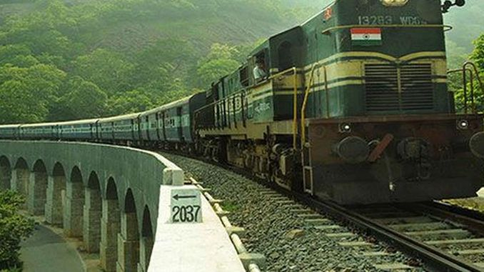 Special Train between Dadar and Sawantwadi Road