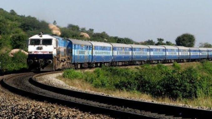 Special Train between LTT/ Panvel and Gorakhpur