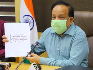 Dr. Harsh Vardhan releases National Clinical Management Protocol based on Ayurveda and Yoga for management of COVID-19