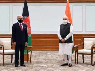 Dr. Abdullah Abdullah, Chairman, High Council for National Reconciliation of Afghanistan meets Prime Minister