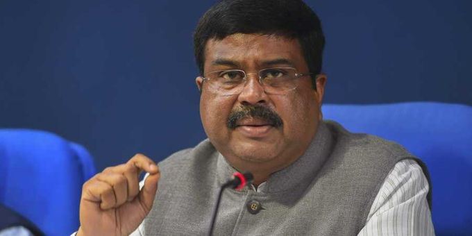 Union Minister of Petroleum and Natural Gas & Steel Shri Dharmendra Pradhan has invited the global industry to India