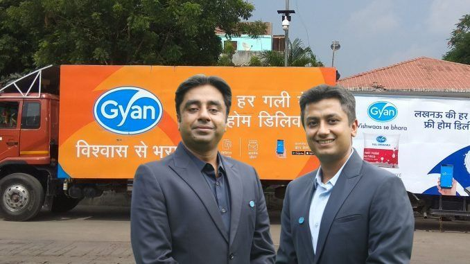Gyan Dairy is disrupting the dairy industry with its new-age technology and consumer-centric approach