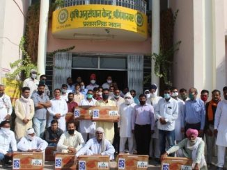 NFL alongwith CCI organizes training programme for farmers in Rajasthan