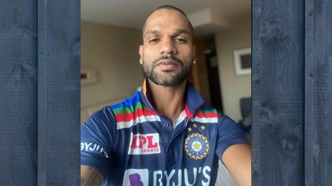 Shikhar Dhawan's new tweet grabbing the attention of Cricket fans