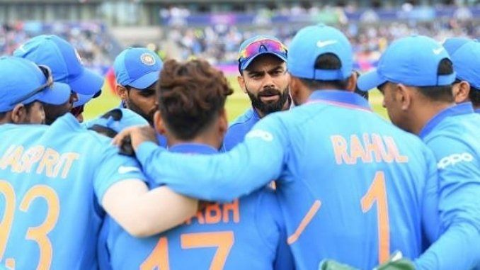 BCCI tweeted Virat Kohli's video with the tagline, 'Timing them to Perfection'