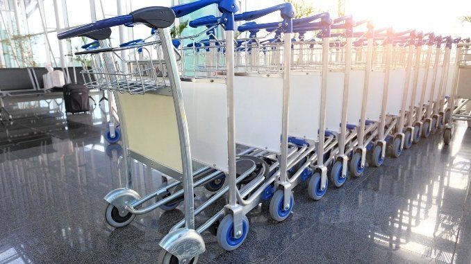 India's first Airport to deploy 'Smart baggage Trolleys'