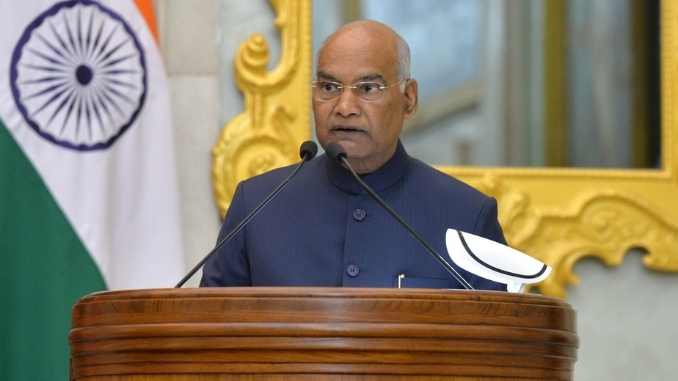 President of India's Greetings on the eve of Diwali