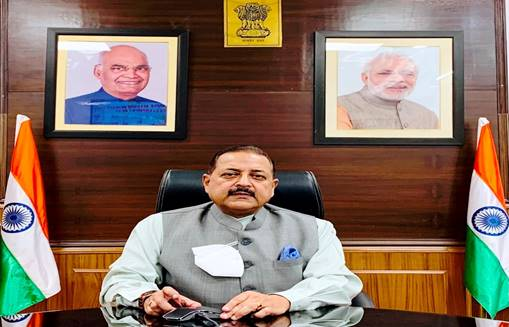 Union Minister Dr Jitendra Singh inaugurates Mansar Lake Development Plan in Jammu
