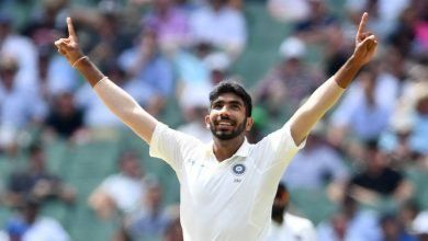 1st Test: Jasprit Bumrah strikes twice to put visitors on top