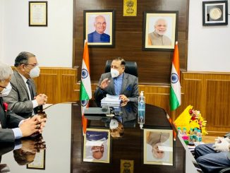 Dr. Jitendra Singh releases revised CBI Crime Manual-India press release