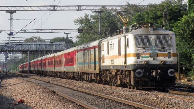 3 MORE FESTIVAL SPECIAL TRAINS PASSING VIA WR STATIONS EXTENDED - Digpu