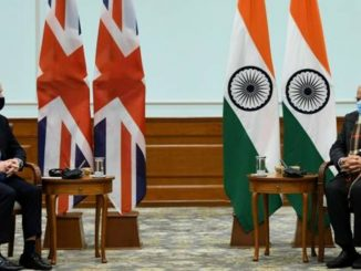 Call on the Prime Minister by the Rt Hon Dominic Raab MP, UK Secretary of State for Foreign, Commonwealth and Development Affairs-India press release