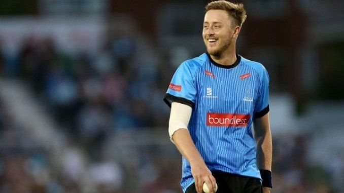 Kent extend the contract with Ollie Robinson till 2023