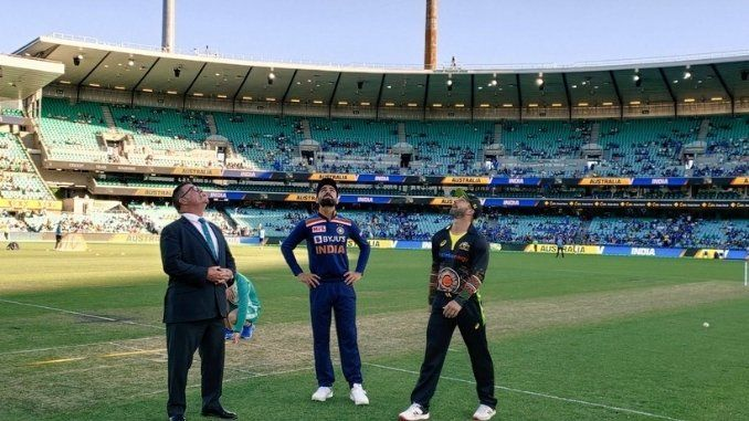 Kohli wins toss, opts to field first- Ind vs Aus, 3rd T20I