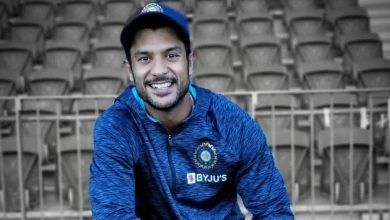 Mayank Agarwal becomes third-fastest Indian to score 1000 Test runs