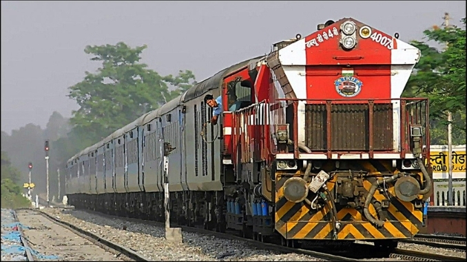 REVISED TIME TABLE OF SER'S SPECIAL TRAINS-INDIA PRESS RELEASE