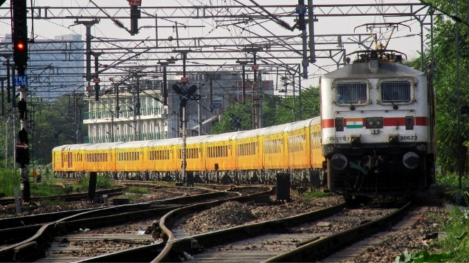 REVISION IN TIMINGS OF 6 MORE SPECIAL TRAINS OVER WR