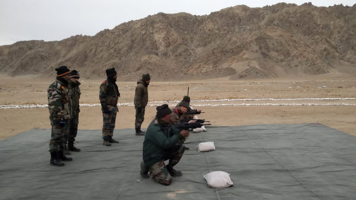 Successful Trials of 5.56 x 30 mm Joint Venture Protective Carbine (JVPC)-India press release