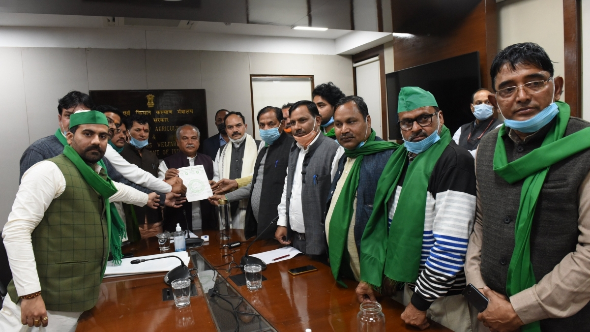 The Farm Acts have been welcomed in States across the country- Narendra Singh Tomar -India press release