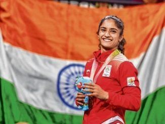 They just want respect for their hard work: Vinesh Phogat