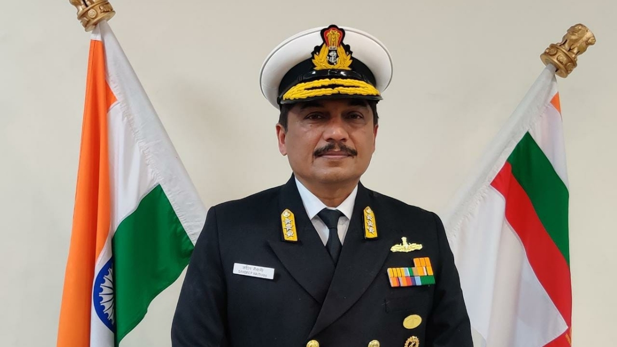 Vice Admiral Sandeep Naithani, AVSM, VSM, Assumes Charge as the Controller Warship Production and Acquisition-India press release