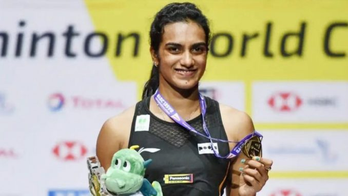 TOPS sanctions PV Sindhu's physio and fitness trainer to accompany her for three tournaments in January-India press release