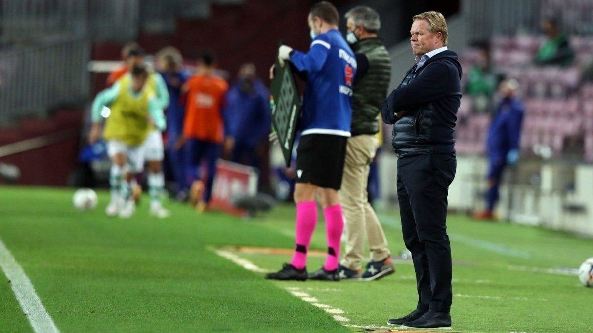 Koeman admits Very difficult for Barcelona to win La Liga - Digpu