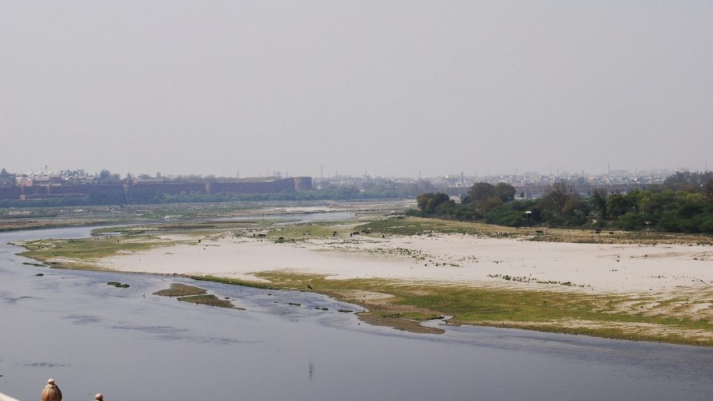 A joint study group and surveillance squad constituted to check Ammoniacal Nitrogen in River Yamuna -India press release