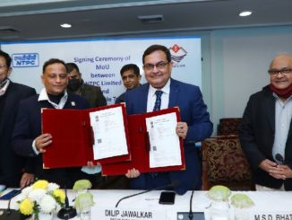 NTPC to assist with the redevelopment of Civic Facilities in Kedarnath Town - India press release