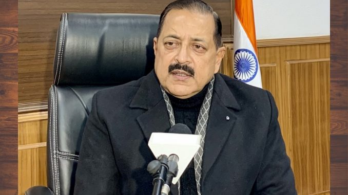 "ISRO in collaboration with the private sector will boost ""Atmanirbhar Bharat"": Dr. Jitendra Singh - India press release"