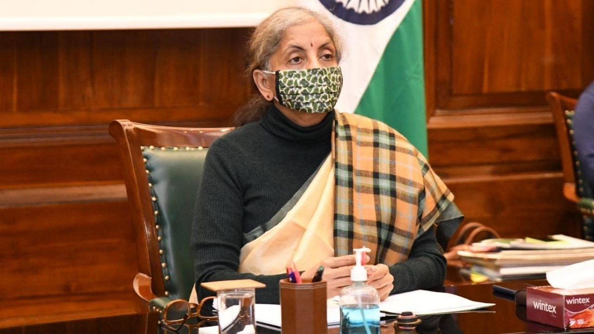 Finance Minister Smt. Nirmala Sitharaman chairs review meeting of the National Infrastructure Pipeline -India press release
