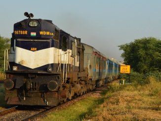 GM/ER Laid Special Stress On Passenger Safety And Freight Loading - India Press Release