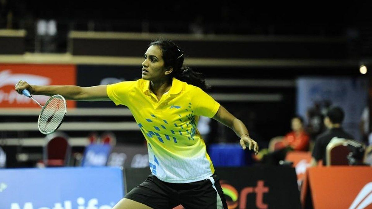 PV Sindhu finishes the campaign with a win over Pornpawee - Digpu