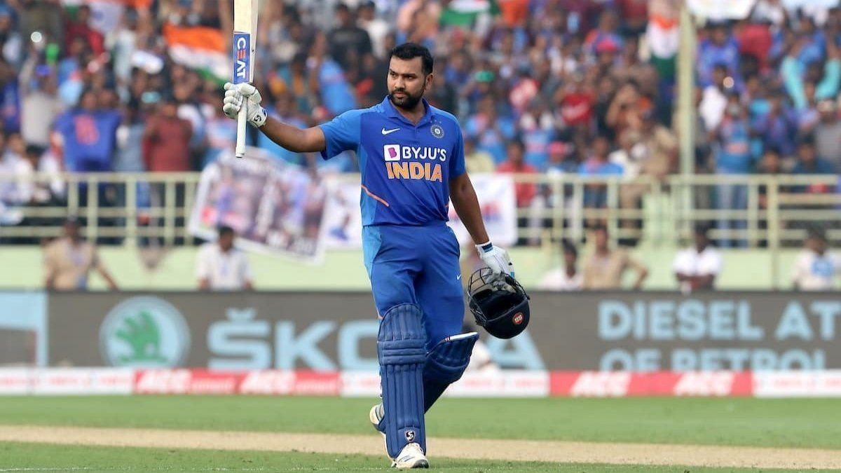Rohit Sharma appointed vice-captain for last two Tests - Digpu