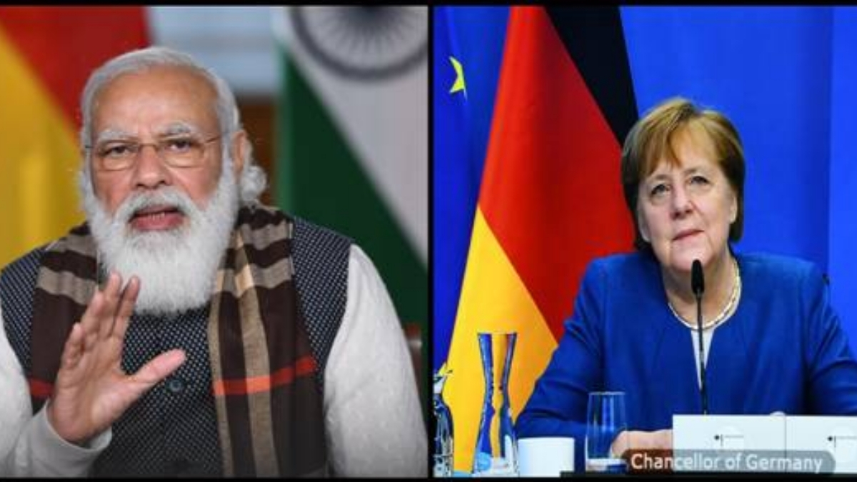 India-Germany Leaders' Video-Teleconference - India press release