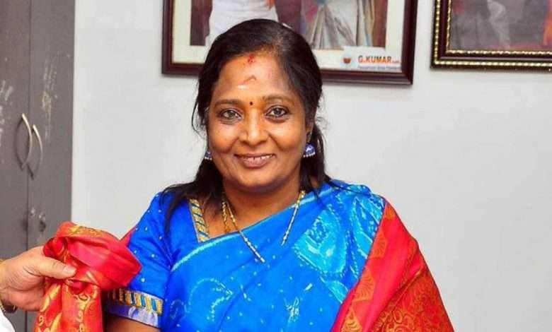 Tamilisai Soundararajan takes additional charge as Puducherry LG - India press release