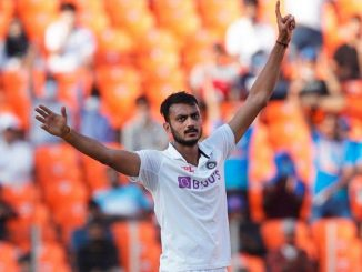 Axar says special feeling to play in front of my home crowd - India Press Release