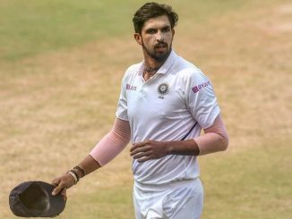 Ishant becomes 2nd Indian pacer to play 100 Tests - India Press Release