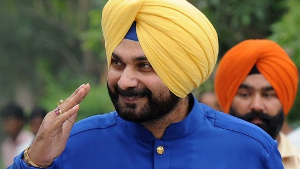 Navjot Singh Sidhu criticized the Centre over the farmers protest - India Press Release