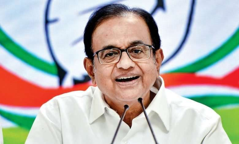 P Chidambaram says I am proud 'Andolan Jeevi'(one who thrives on protests)