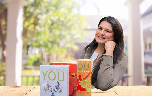 Radhika Kawlra Singh's trilogy of 'YOU', books facilitate sizeable positivity