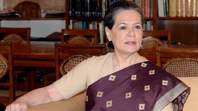 Sonia Gandhi appoints leaders to discuss seat sharing with DMK - India Press release
