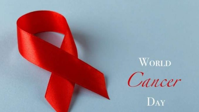February 4:World Cancer Day - India press release