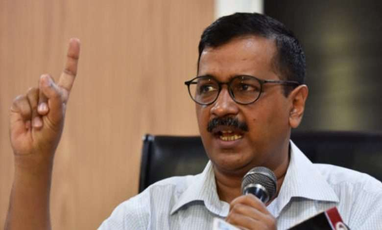 Arvind Kejriwal launched the 'Switch Delhi' campaign - India press release