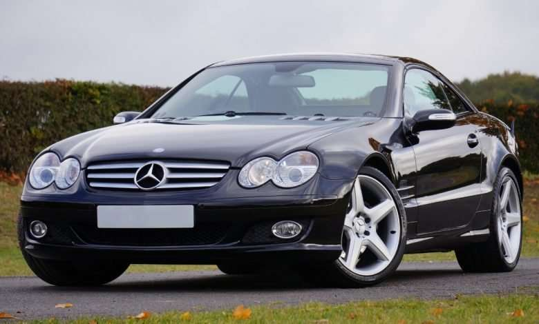 Mercedes is recalling vehicles over emergency-call location error