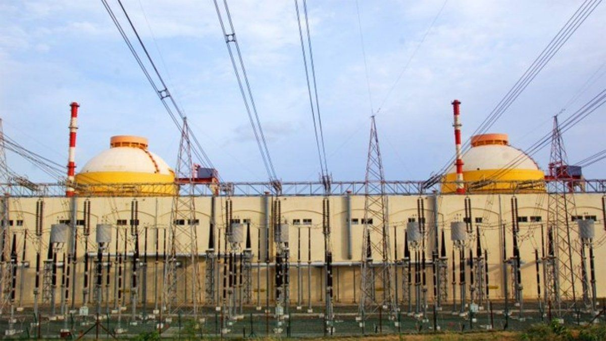 Larsen and Toubro to build two units of Kudankulam nuclear power project