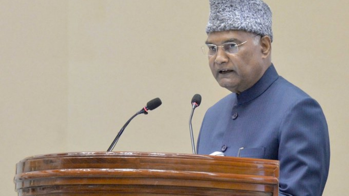 Great Saints Like Sant Ravidasji belong to Entire Humanity: President Kovind - India press release